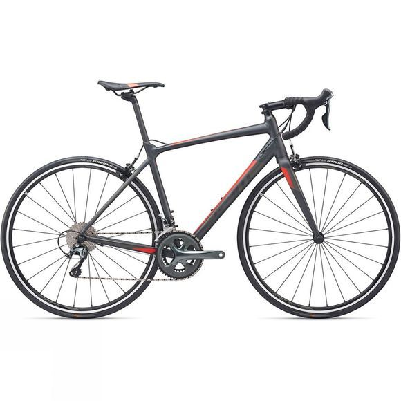 Giant Contend SL 2 2019 Gun Metal Black