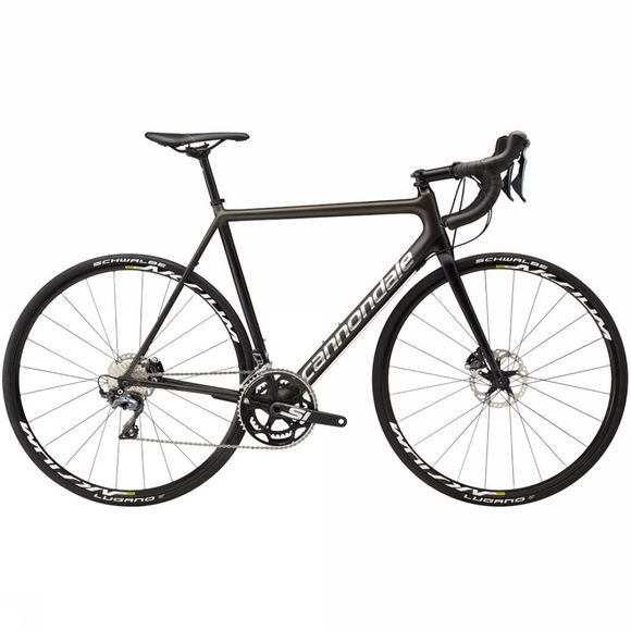 Cannondale SuperSix Evo Carbon Disc Ultegra 2018 Anthracite