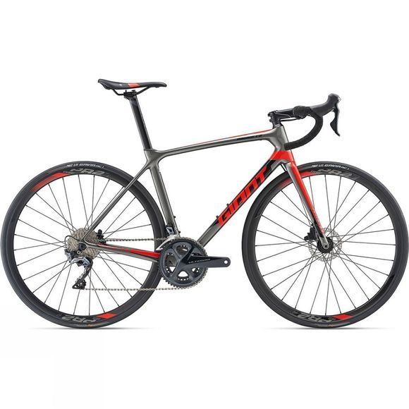 Giant TCR Advanced 1 Disc 2019 Charcoal