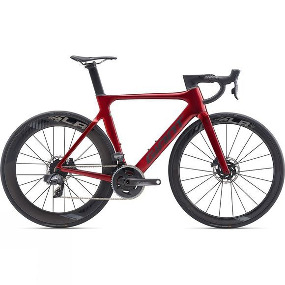 Giant Propel Advanced Pro 0 Disc 2020 Metallic Red
