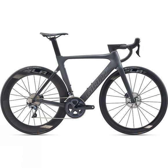 Giant Propel Advanced 1 Disc 2020 Gunmetal Black
