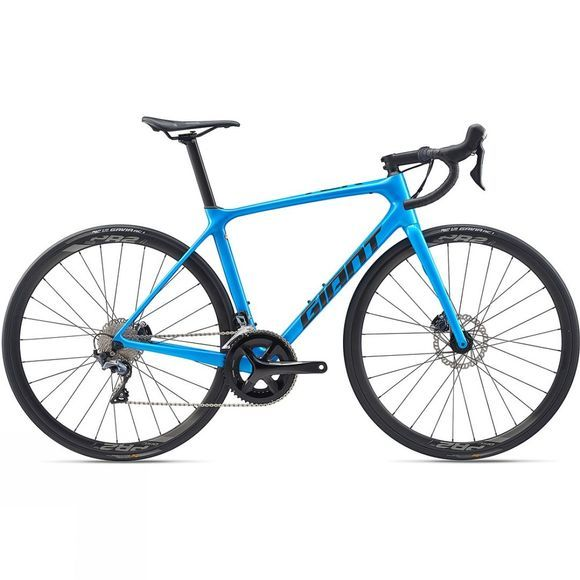 Giant TCR Advanced 1 Disc 2020 Metallic Blue