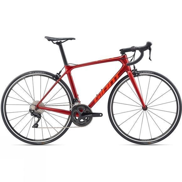 Giant TCR Advanced 2 2020 Metallic Red