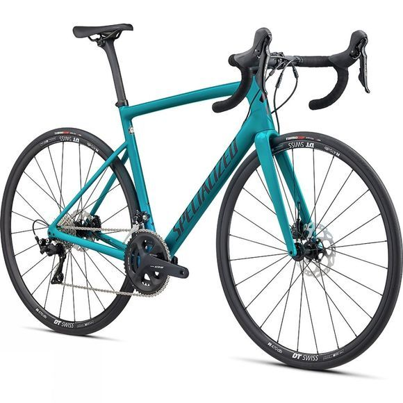 Specialized Unisex Tarmac Disc Sport 2020 Gloss Aqua/Cast Berry/Clean