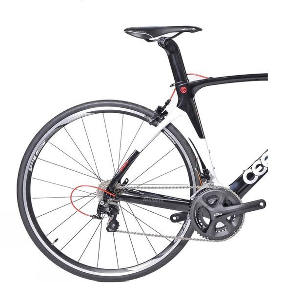 Ceepo Mamba 105 2016 Black          /White