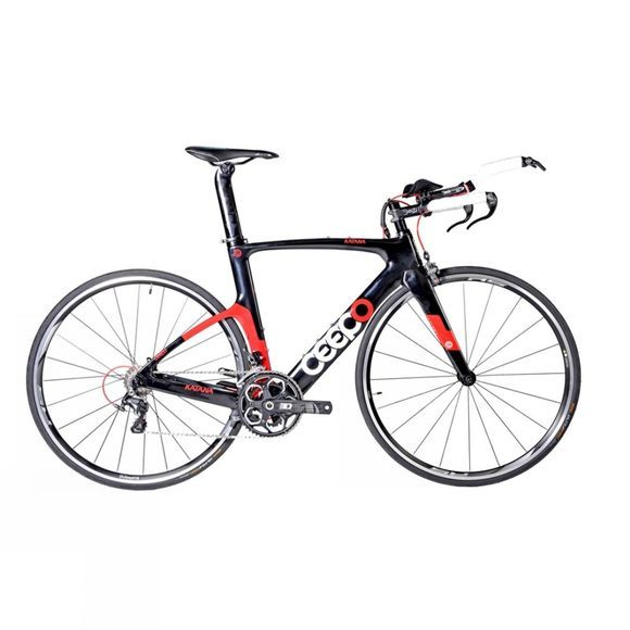 Ceepo Katana Ultegra 2016 Black          /Red