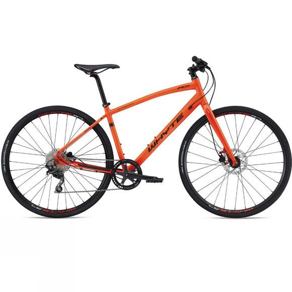 Whyte Shoreditch 2017 Matt Orange with Black