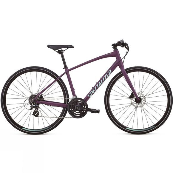 Specialized Womens Sirrus Disc 2020 Cast Berry/Mint