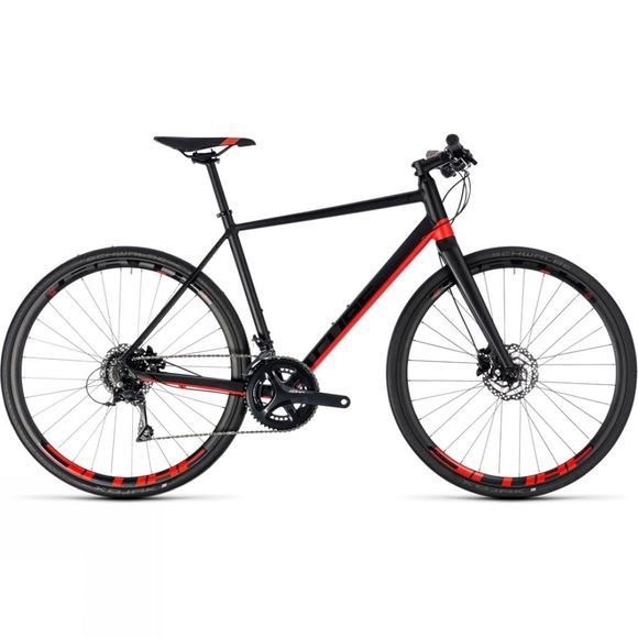 Cube SL Road Pro 2018 black/red