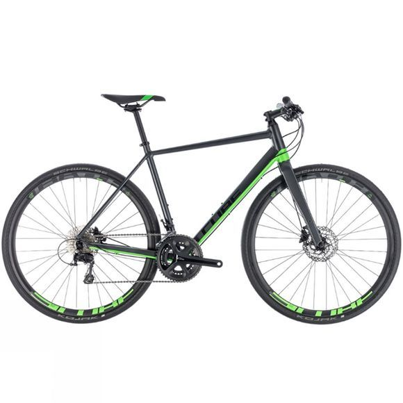 Cube SL Road Race 2018 iridium/green