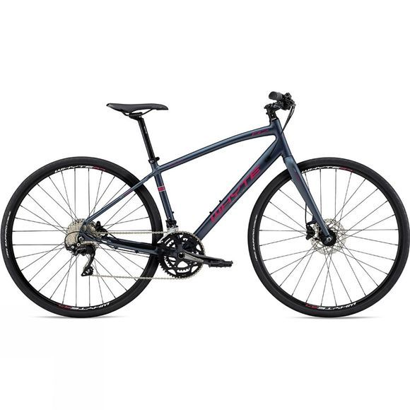 Whyte Womens Pimlico 2020 Matt Midnight with Magenta/Grey