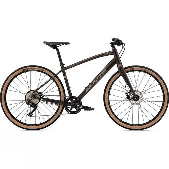Whyte Portobello 2020 Matt Bronze with Silver/Copper