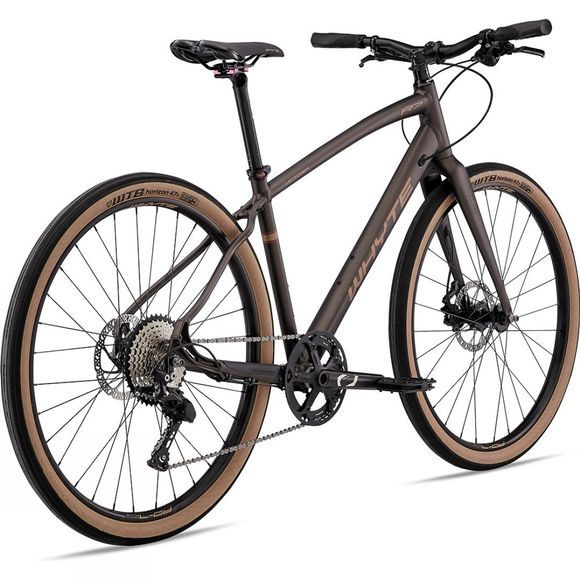 Whyte Womens Victoria Plus 2019 Matt Bronze with Copper/Dark Red