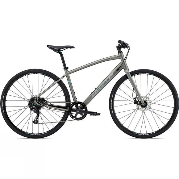 Whyte Whitechapel 2019 Matt Zinc with Grey/Blue