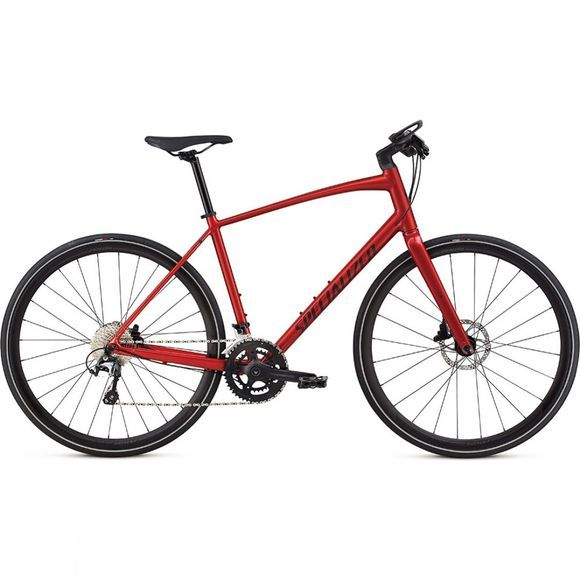 Specialized Ex-Demo/Ex-Display Sirrus Elite Alloy 2018 Red