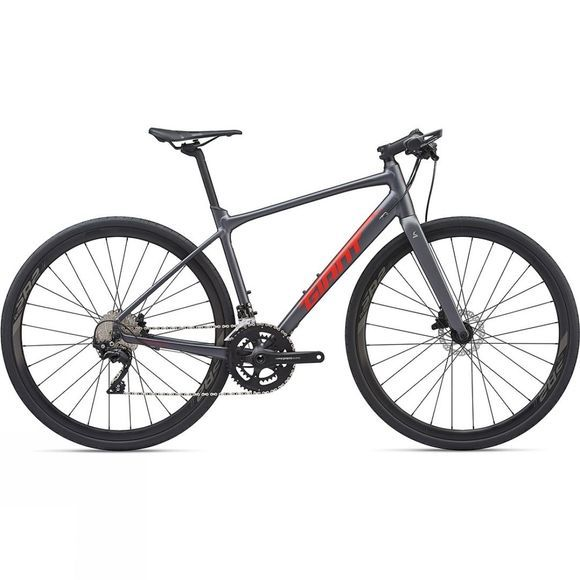 Giant FastRoad SL 1 2020 Charcoal