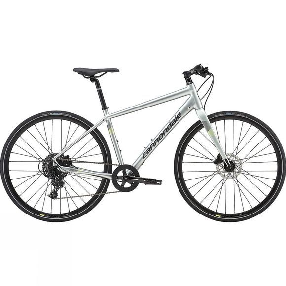 Cannondale Ex-Demo/Ex-Display Quick Disc 2 2019 Lt Grey