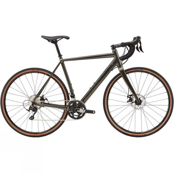 Cannondale CAADX SE 105 2019 - Anthracite Anthracite/Black