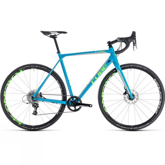 Cube Cross Race SL 2018 blue/green