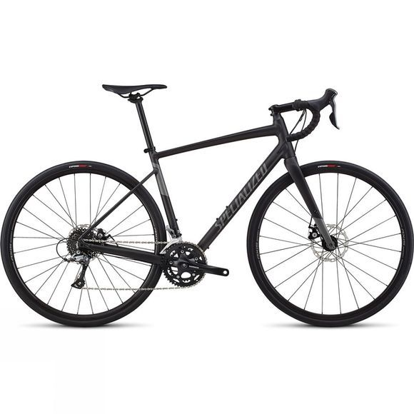 Specialized Womens Diverge E5 2019 Satin Black / Charcoal