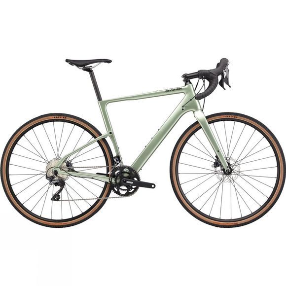 Cannondale Topstone Carbon Ultegra RX 2 2020 Agave