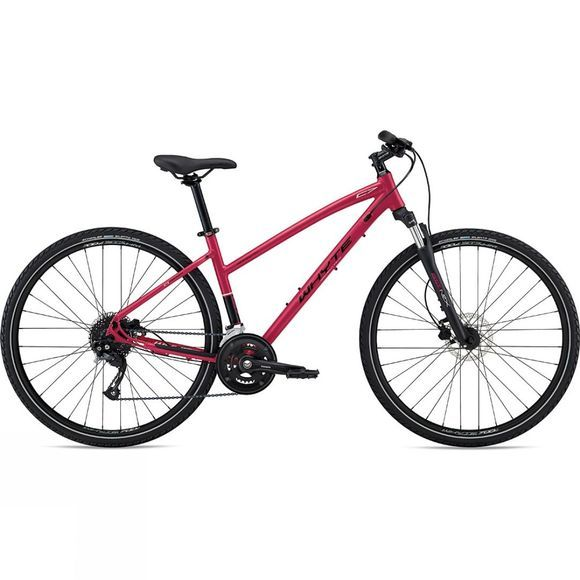 Whyte Womens Ridgeway V2 2020 Matt Magenta Black/Grey