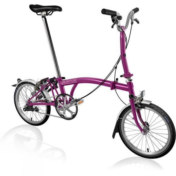 Brompton M3L 2018 Berry Crush