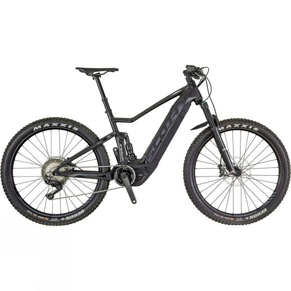 Scott Ex-Demo/Ex-Display E-Spark 710 Plus 2017 Black