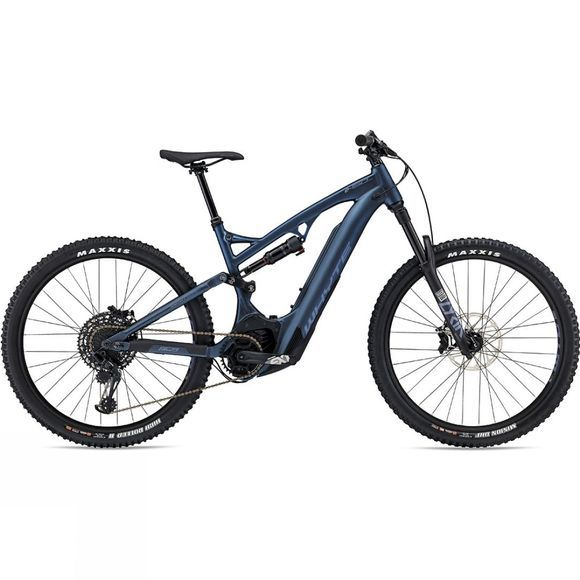 Whyte E-150 RS 2020 Matt Midnight Ice/Pewter