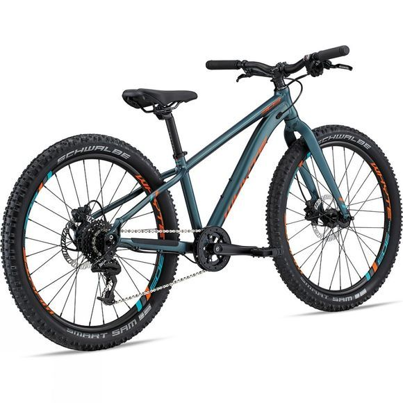 Whyte 303 2020 Matt Petrol with Orange/Sky
