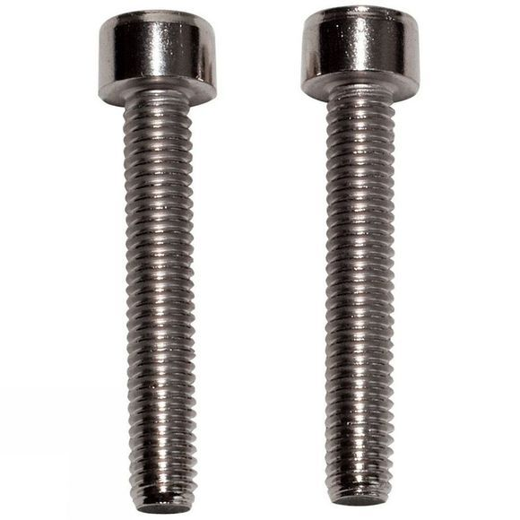 Weldtite M6 X 35mm Bolts Silver