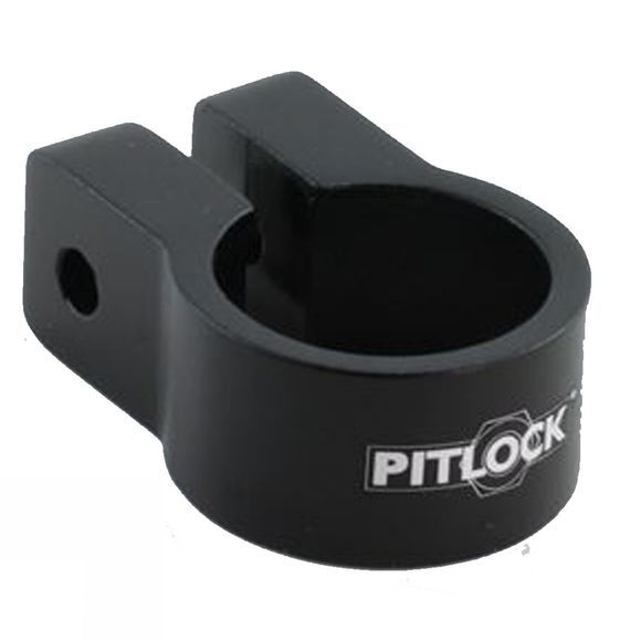 Pitlock Seat Clamp For Pitlock Seat Post Bolt Black