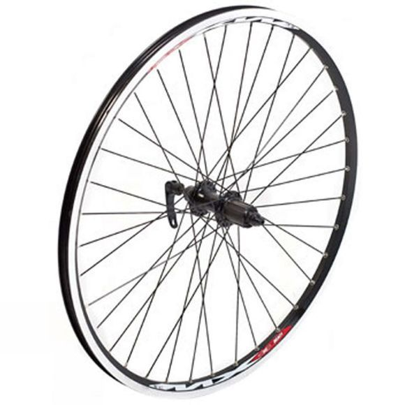 Raleigh Wheel MX/Deore Disc Black