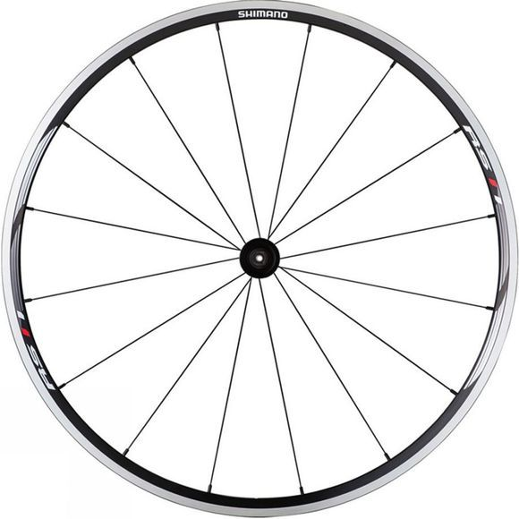 Shimano RS11 Front Wheel Black