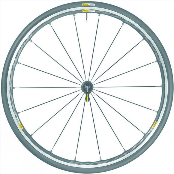 Mavic Ksyrium Elite Front Wheel Black