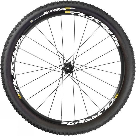 Mavic Crossride Tubeless Quest 26 2.4 Front  Black