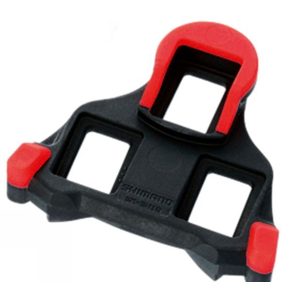 Shimano SPD-SL Fixed Cleat Red