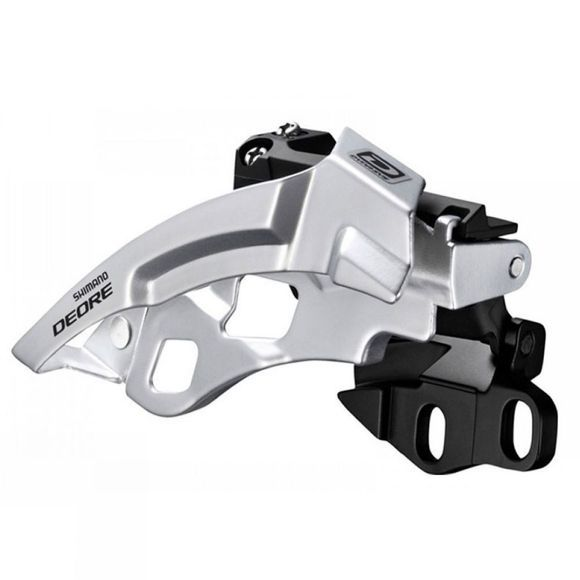 Shimano Deore M610 Top Swing Front Mech No Colour