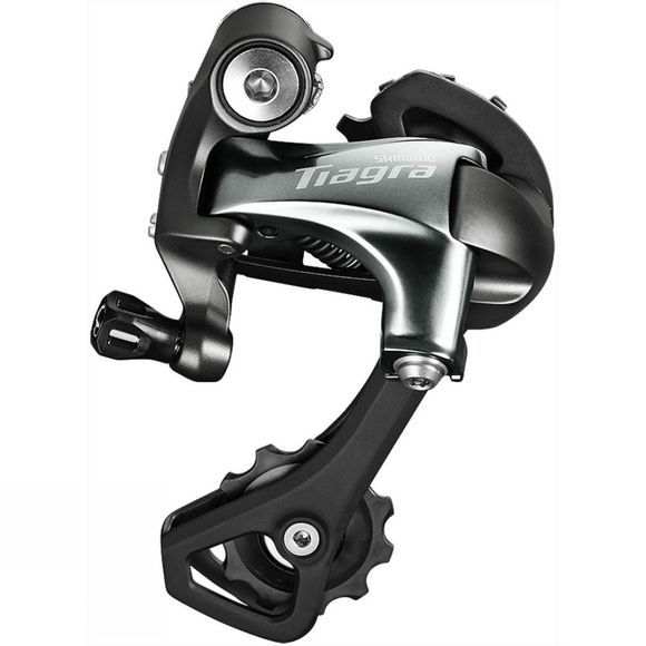 Shimano Tiagra 4700 Rear Derailleur Medium Cage Mid Grey