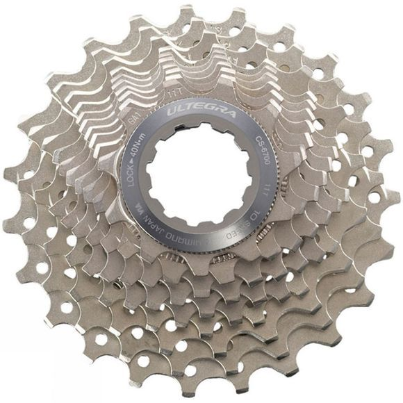 Shimano Ultegra 6700 10 Speed Cassette 11-25 No Colour