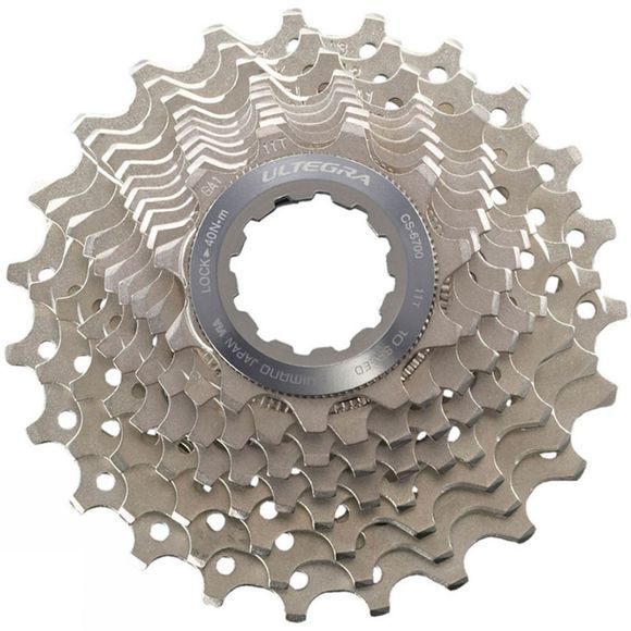 Shimano Ultegra 6700 10 Speed Cassette 11-28 No Colour