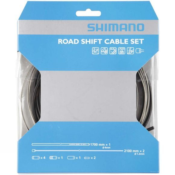 Road Gear Cable Set