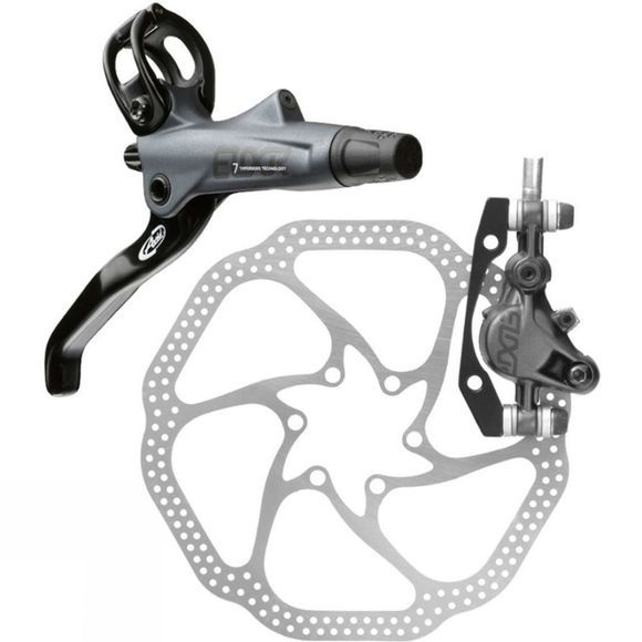 Avid Elixir 7 Disc Brake 180mm Mid Grey