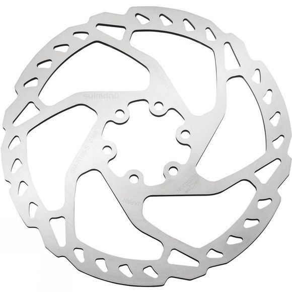 Shimano RT66 Zee / SLX 180mm 6 Bolt Disc Rotor No Colour