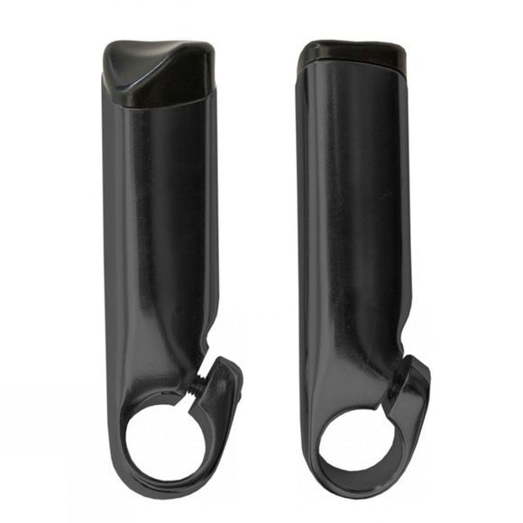 RFR Ergonomic Bar Ends Black