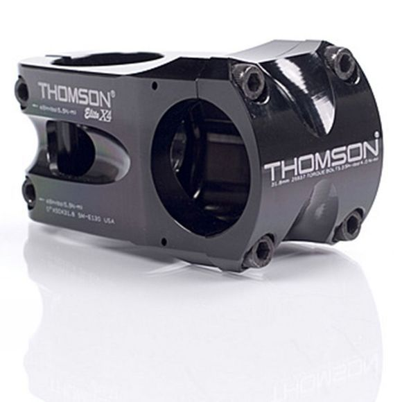 Thomson Elite X4 Stem Black