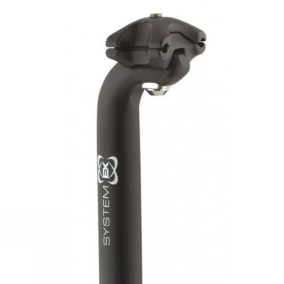 System Seatpost 400x30.9mm Black