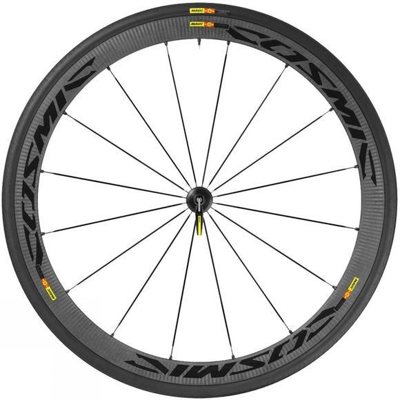 Cosmic Carbon 40 Clincher Rear