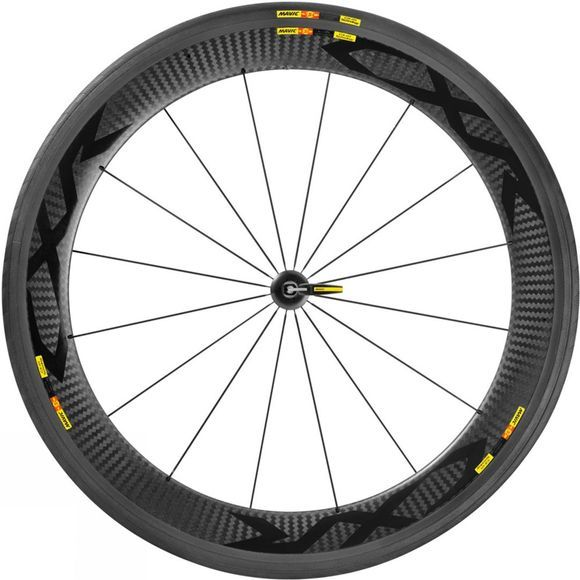 CXR Ultimate 60 Clincher Front
