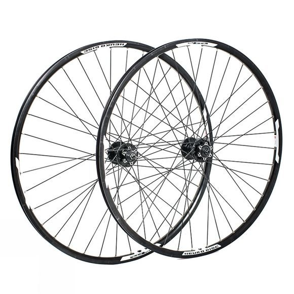 27.5 650B Tru Build Rear Wheel Q/R